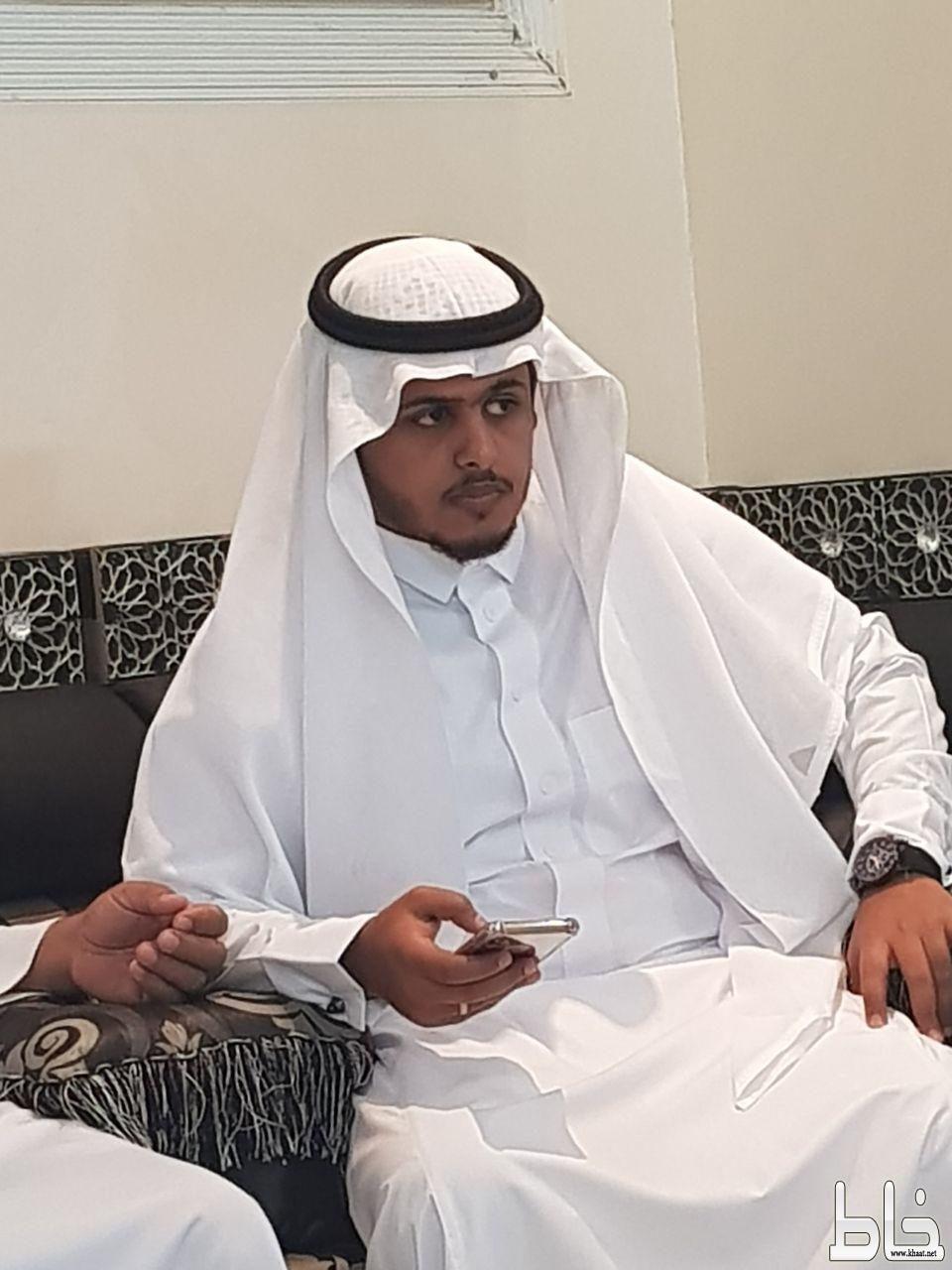 ماجد عبدالله الصميدي يحتفل بعقد قرانه