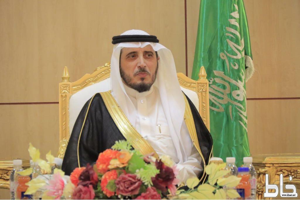 محافظ بارق يهنىء القيادة الرشيدة بحلول شهر رمضان المبارك