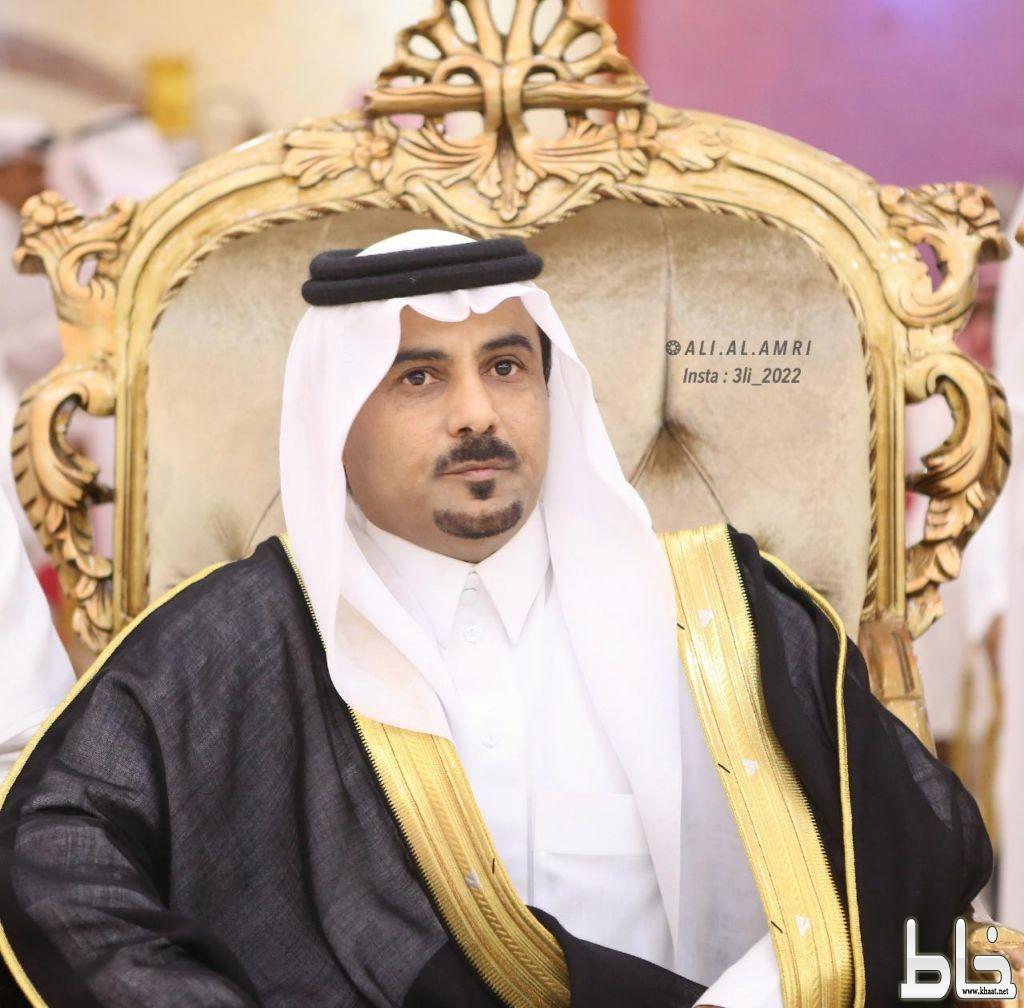 الطارقي رئيس مركز خاط يهنئ القيادة بشهر رمضان المبارك