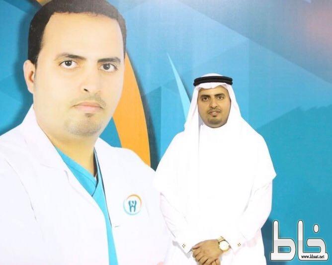 """الدكتور ناصر عوض العمري لـ """"شخصيات """" اتمنى تعلم لغات العالم لنشر الاسلام .."""