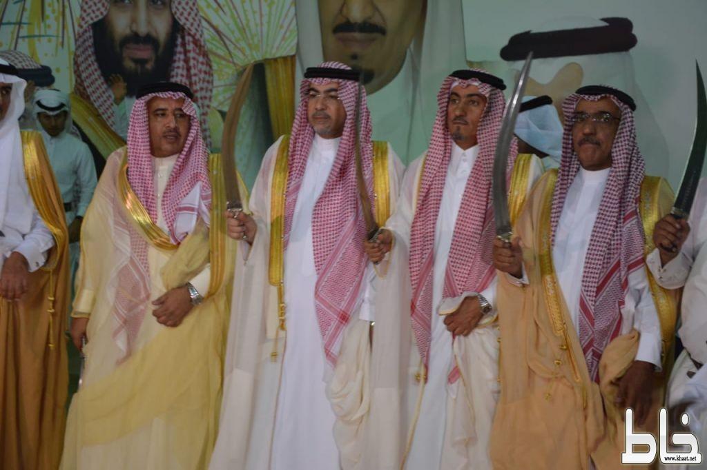 ابن مشيط يرعى حفل أهالي خميس مشيط مناسبة عيد الفطر