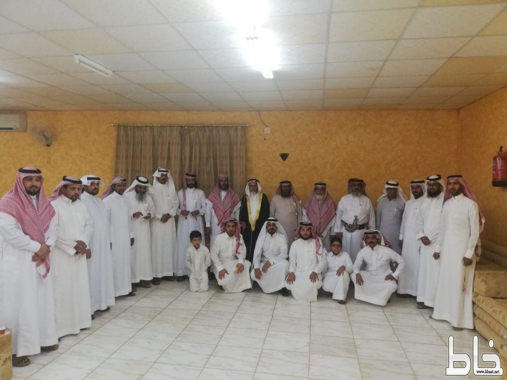 آل سعيد بن عامر يحتفلون بالعيد في أماسي خاط