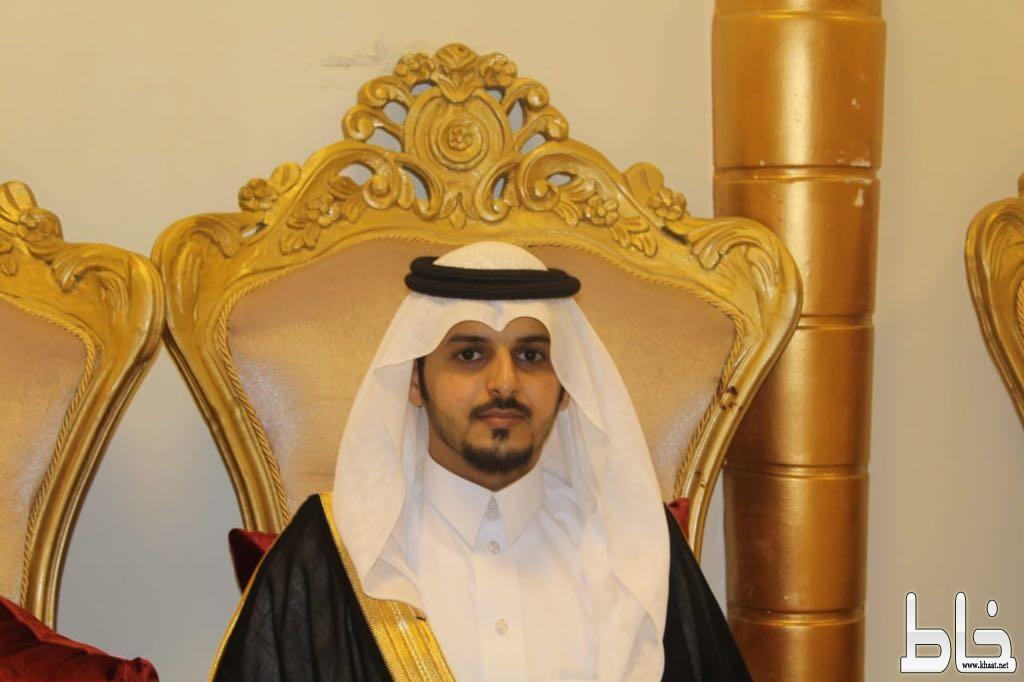 الشاب حسن احمد الشهري يحتفل بزواجه