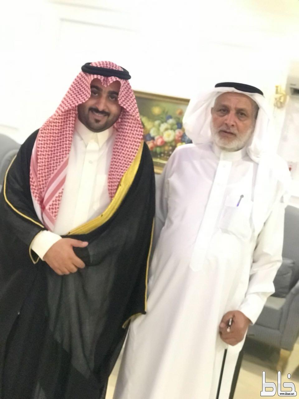 عبدالعزيز بن حسن بن ظافر يحتفل بزواجه