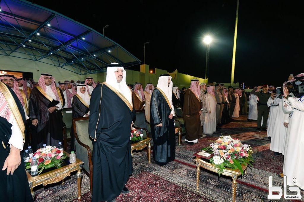 أمير عسير يرعى حفل افتتاح مهرجان أبها يجمعنا لهذا العام