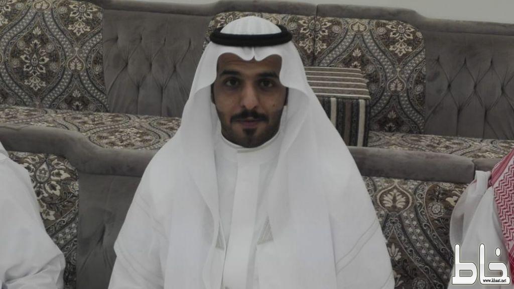 خالد خلوفه الشهري يحتفل بعقد قرانه