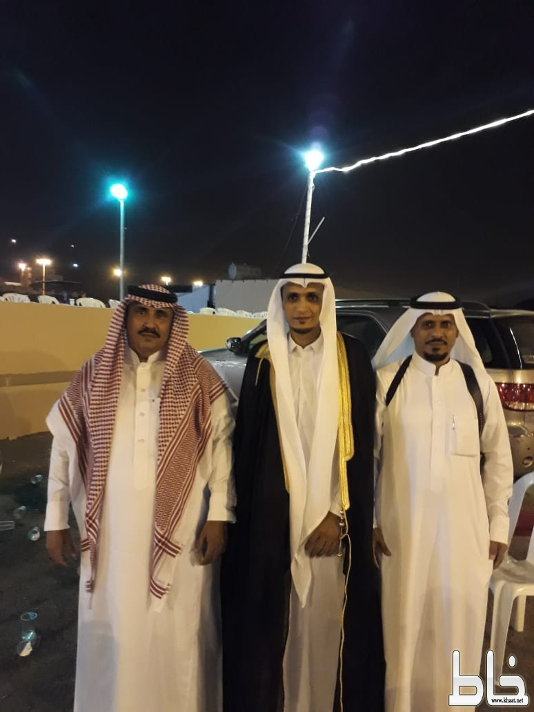 زواج الشاب حسين احمد آل بختان العمري