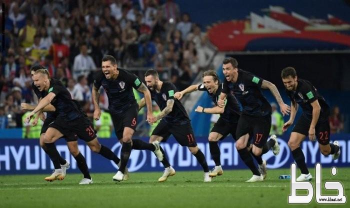 بالفيديو : كرواتيا تكتب التاريخ وتبلغ نهائي المونديال على حساب إنجلترا
