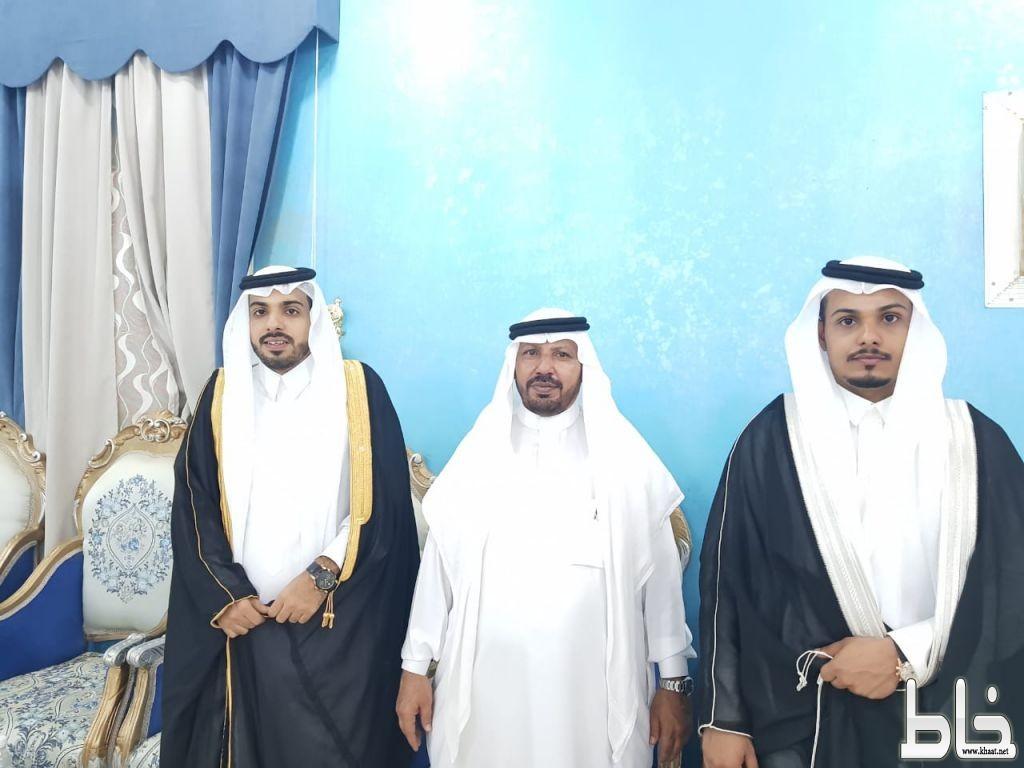"""أحمد زاهر كردوم الكميتي يحتفل بـنجليه """"طارق و زاهر """""""