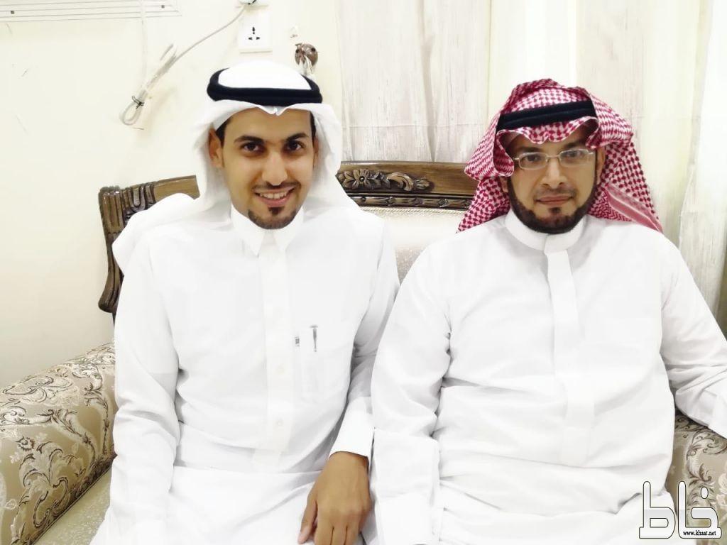 العقيد دكتور عبدالله بن عايض الشهري يحتفل بعقد قران ابنته