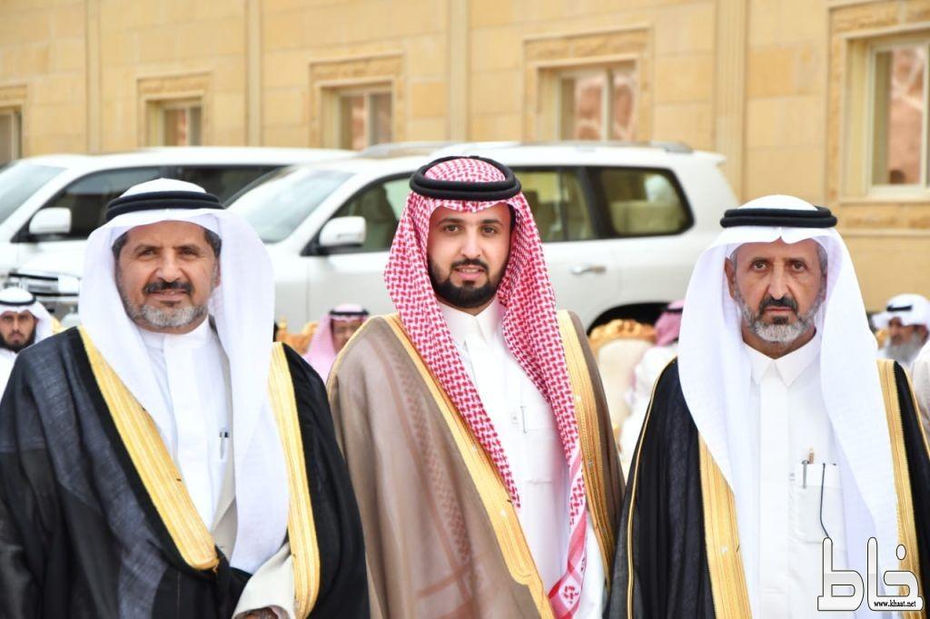 ال سليم يحتفلون بزواج ابنهم عبدالرحمن