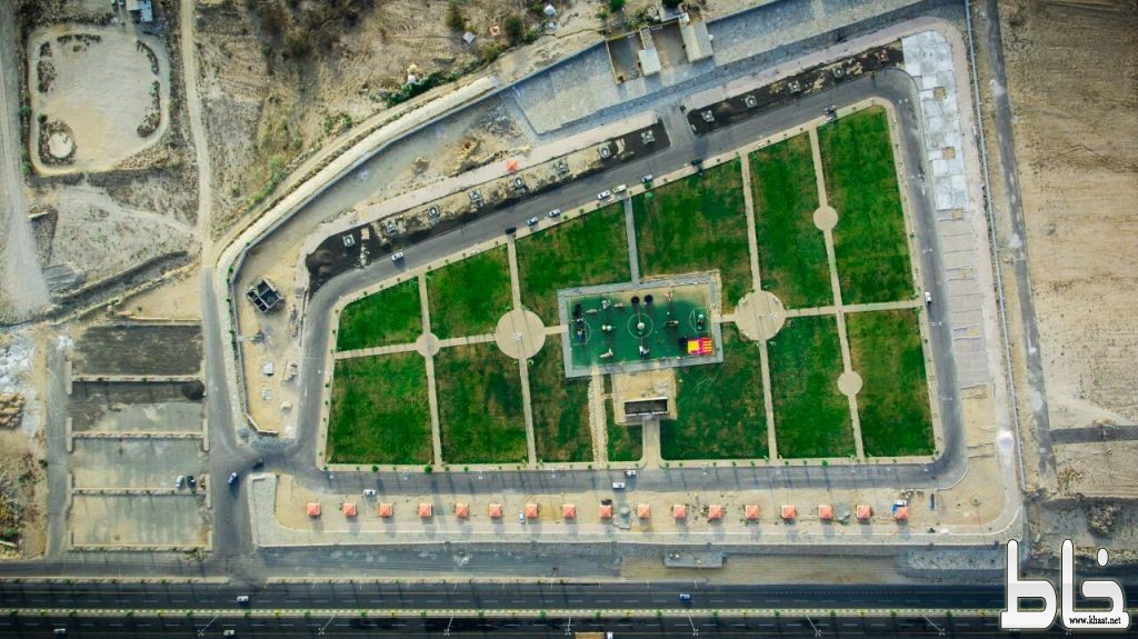 بلدية بارق تنهي أستعدادها لعيد الأضحى المبارك