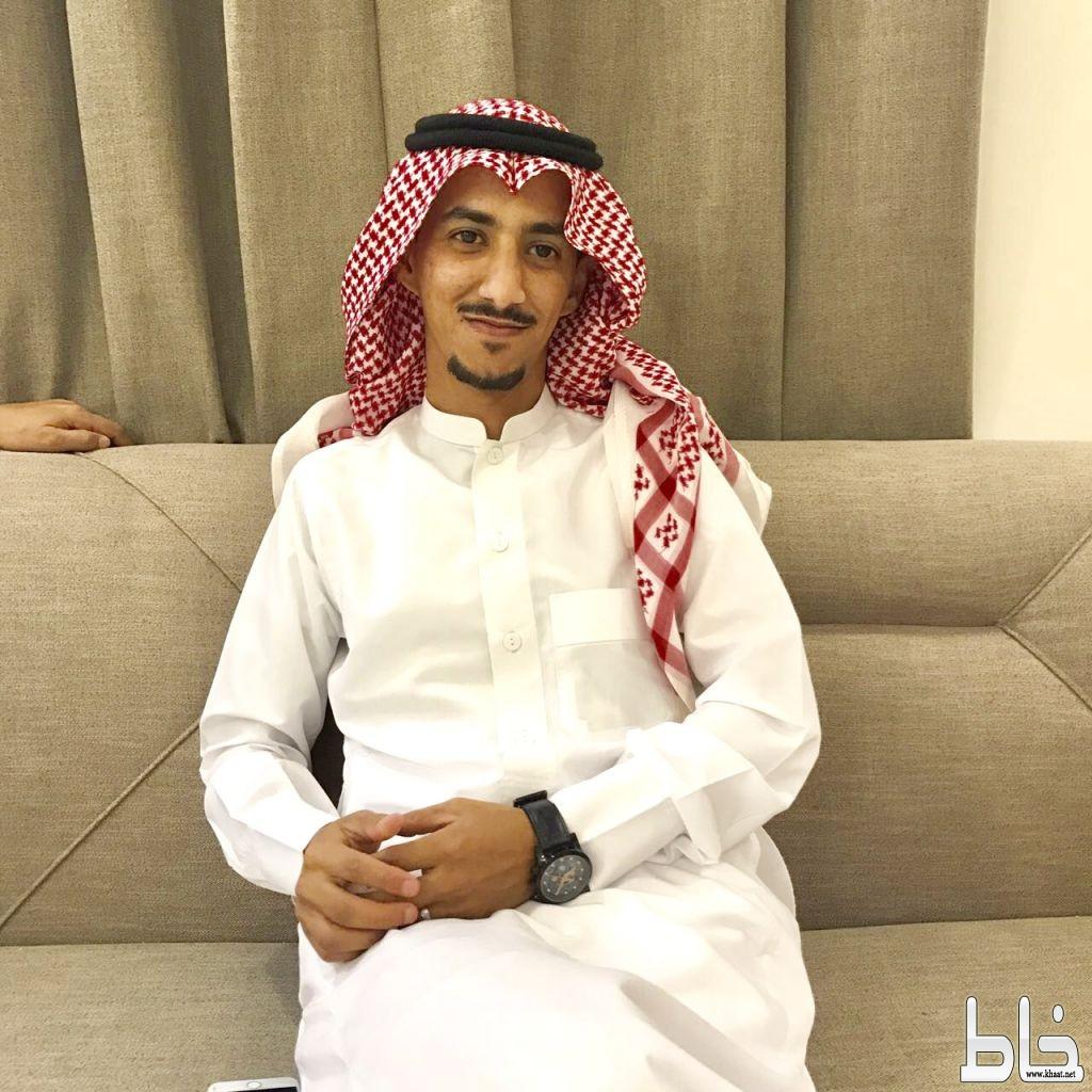 خالد العابد يحتفل بعقد قرانه