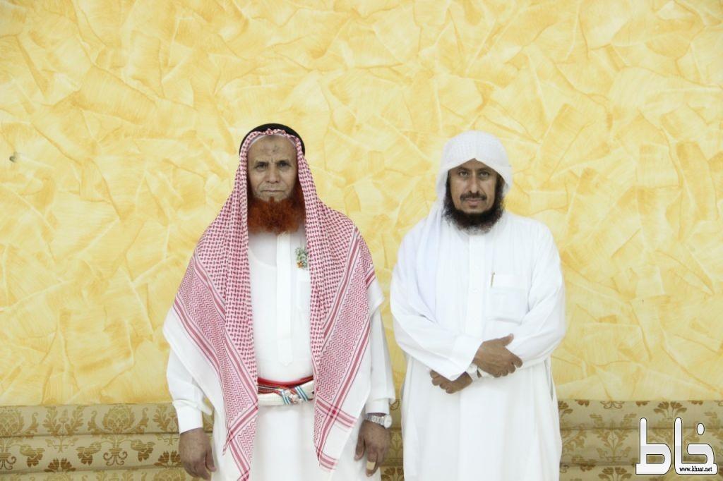 الاستاذ عبدالله الشهري يحتفل بزواجه