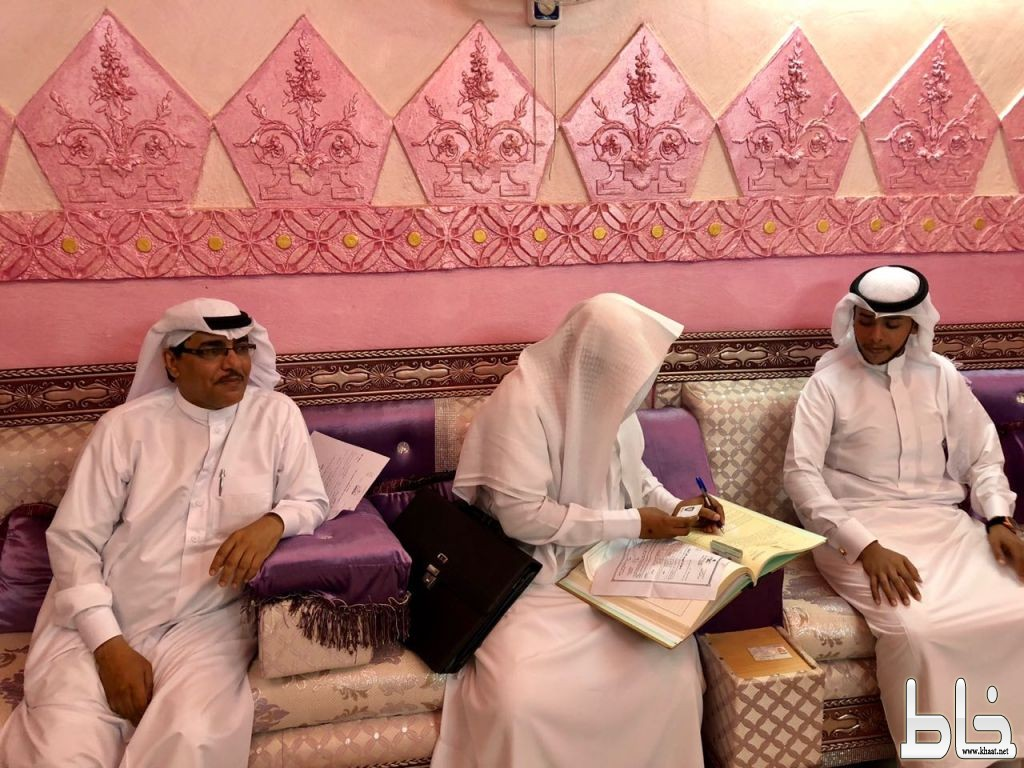 حسن محمد زوعان يحتفل بعقد قِرانه