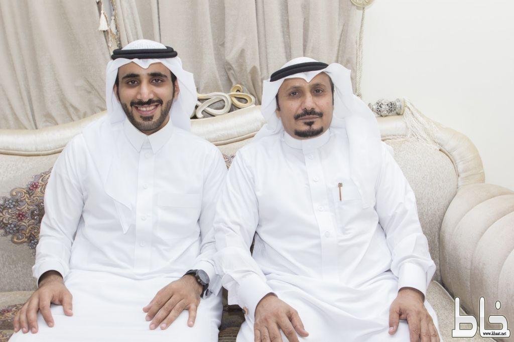 آل عشيه يحتفلون بعقد قران الاستاذ أحمد حسن فتحي