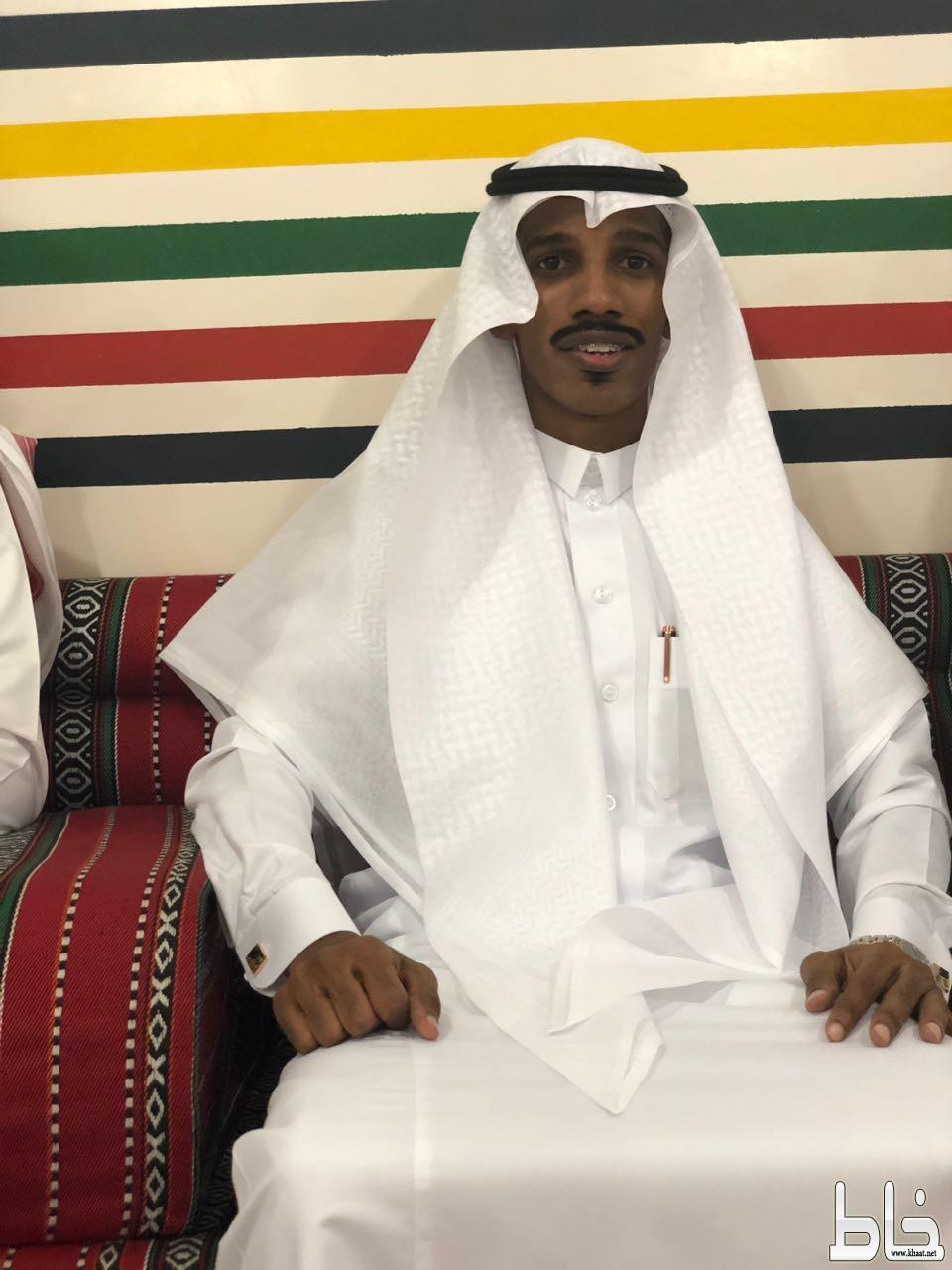 عادل احمد سالم يحتفل بقرانه