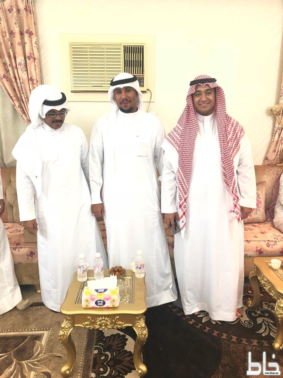 عقد قران الشاب نايف الشهري على كريمة الاستاذ طلال الحربي بمكة المكرمة...