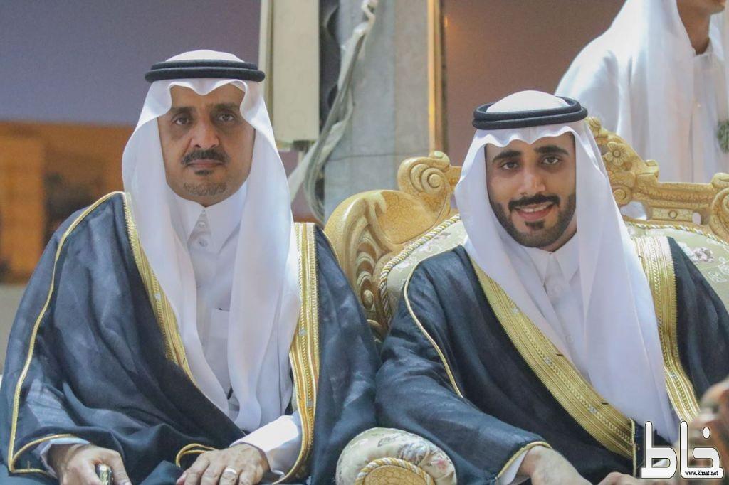 آل عشية يحتفلون بزواج أحمد حسن فتحي