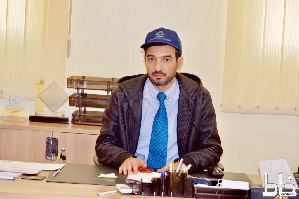 الدكتور أحمد الفهيد يعين الأستاذ محمد اليوسي عميد للكليه التقنيه بالنماص