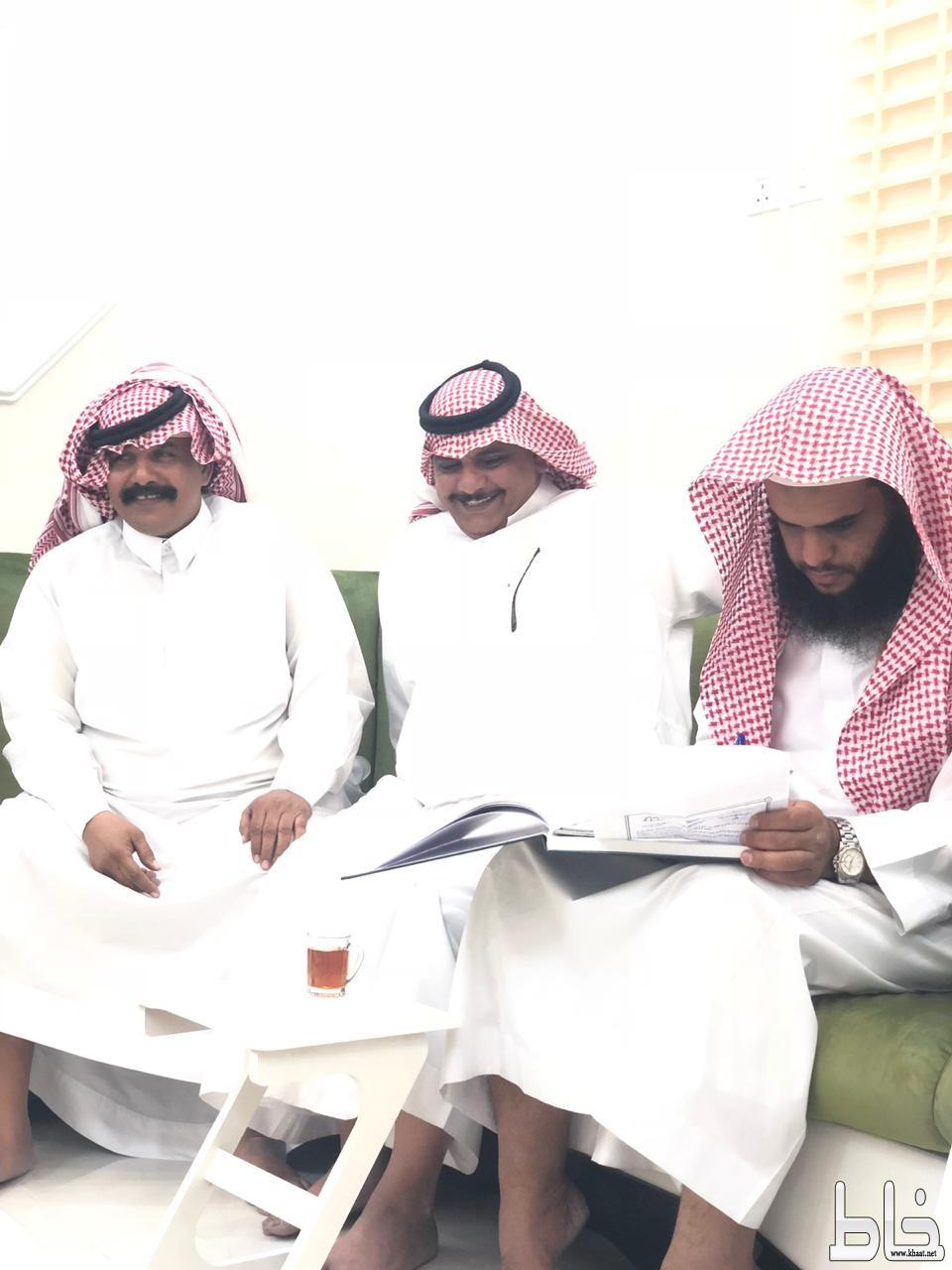 سلطان محمد بلحرش يحتفل بعقد قرانه