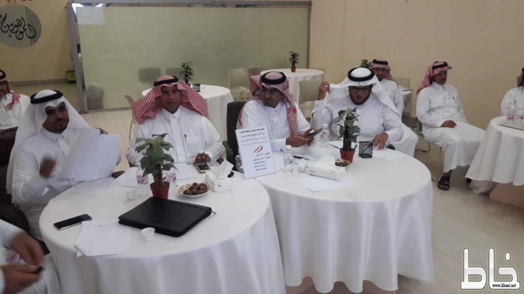 صقر قريش تناقش ملف مشاركتها في مسابقة الشيخ حمدان بن راشد الدولية للأداء التعليمي المتميز