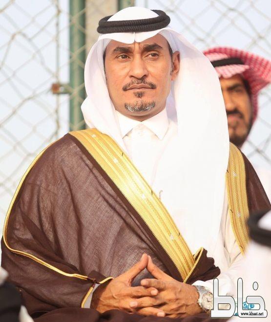 الشيخ احمد بن علي بن عسير يرزق بمولود
