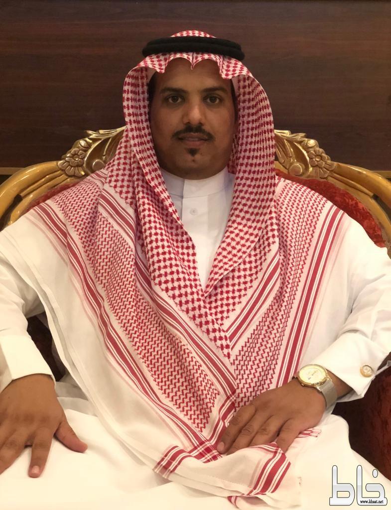 علي مشاري الشهري يحتفل بعقد قِرانه