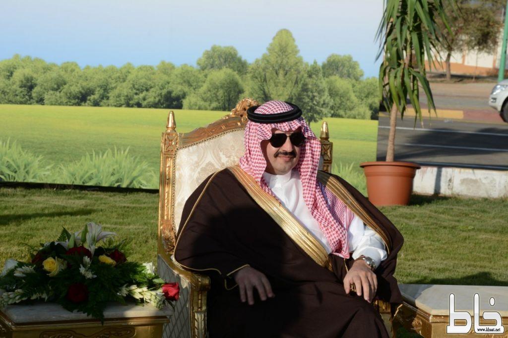 نائب أمير عسير يطلق مبادرة لزارعة السدر بخميس مشيط
