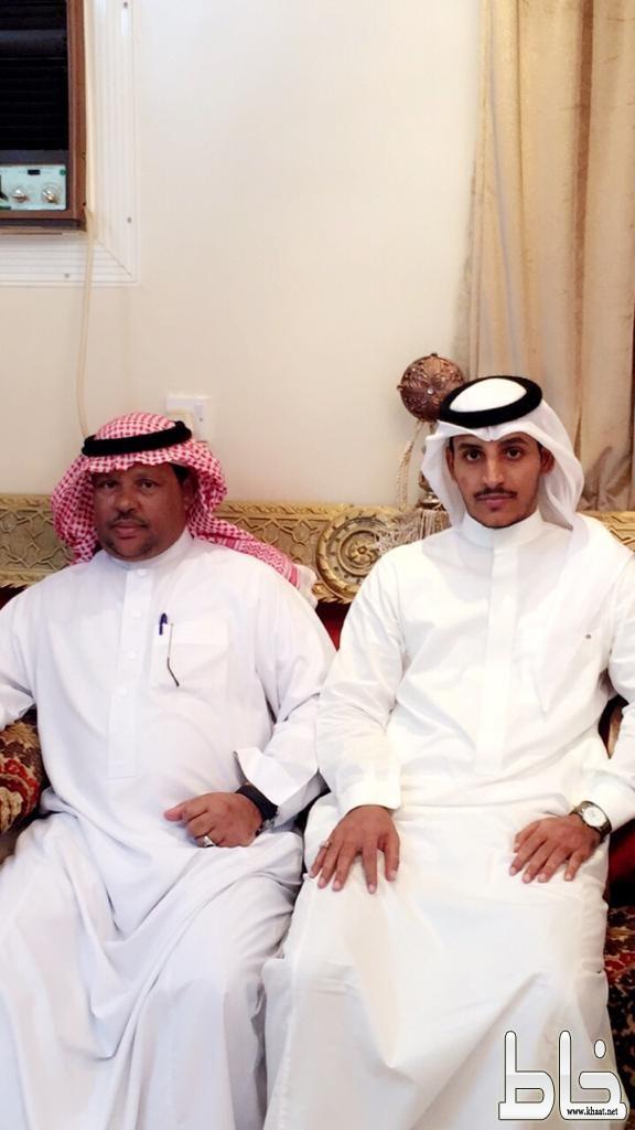 منصور الشهري يحتفل بعقد قرانه على ابنة أحمد حديدان