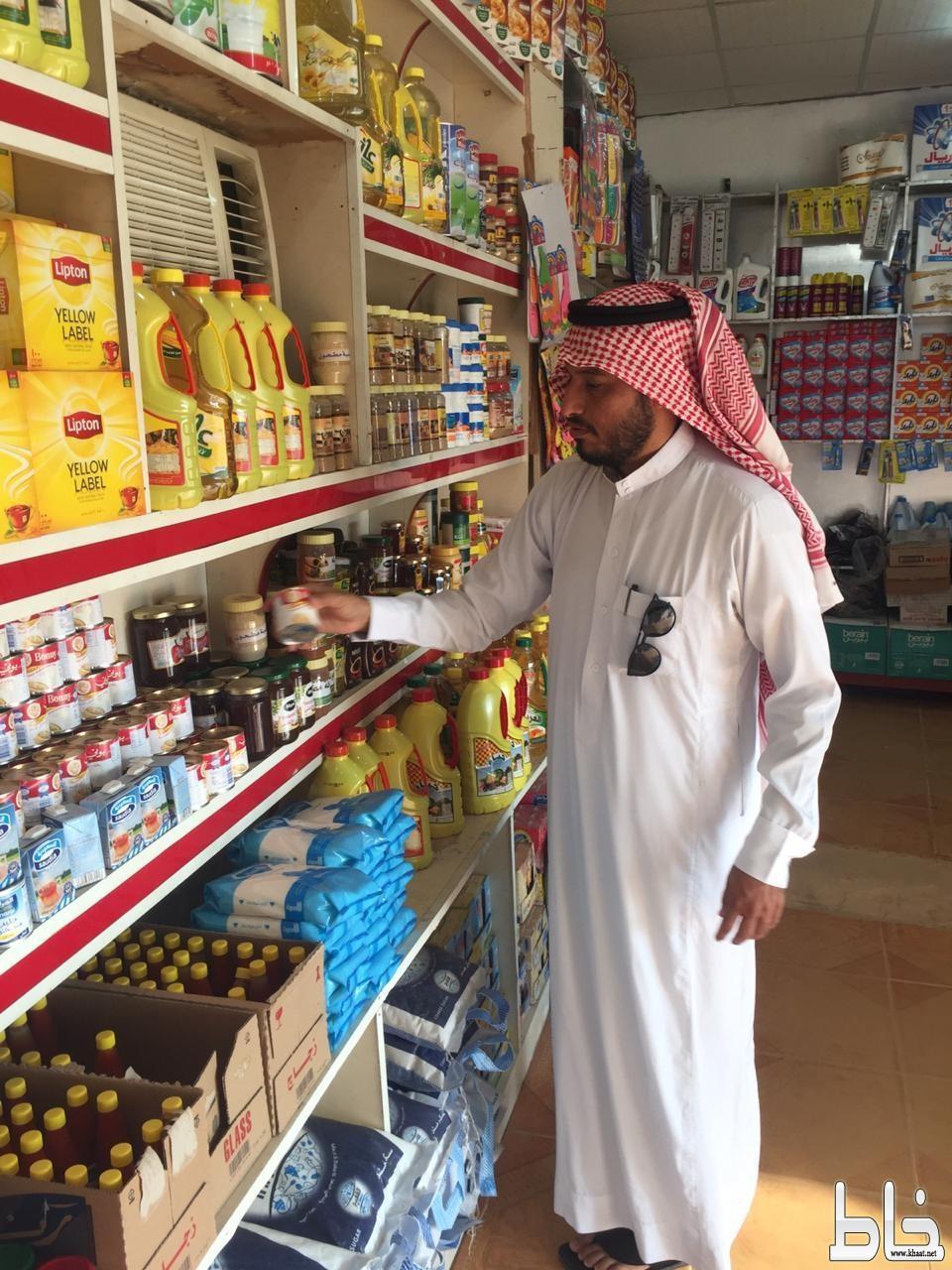 بلدية بارق تواصل جولات غذاؤكم أمانة ببارق والمنظر و ربيعة