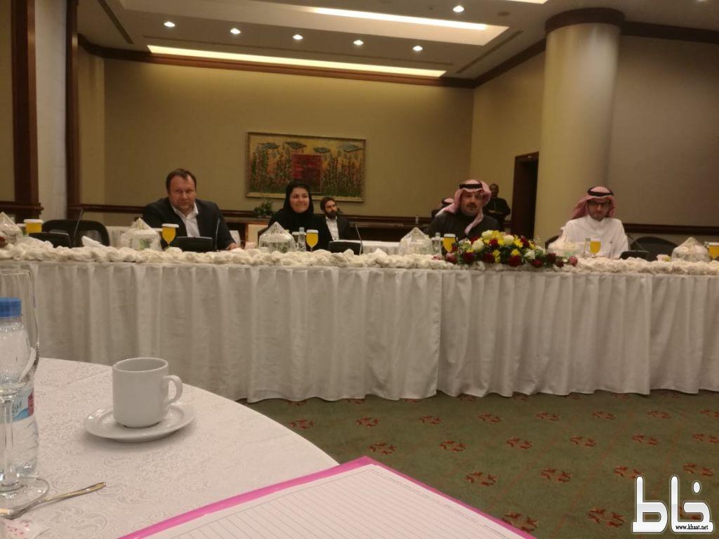 الأمير تركي بن طلال يرعى ندوة تطوير الرياضة .