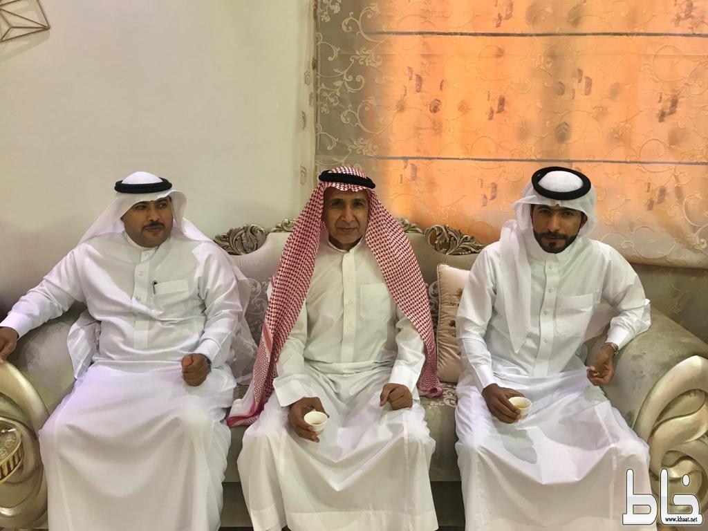 الشاعر الحفظي الشهري يتلقى التهاني والتبريكات بمناسبة خطوبة ابنه عبدالرحمن