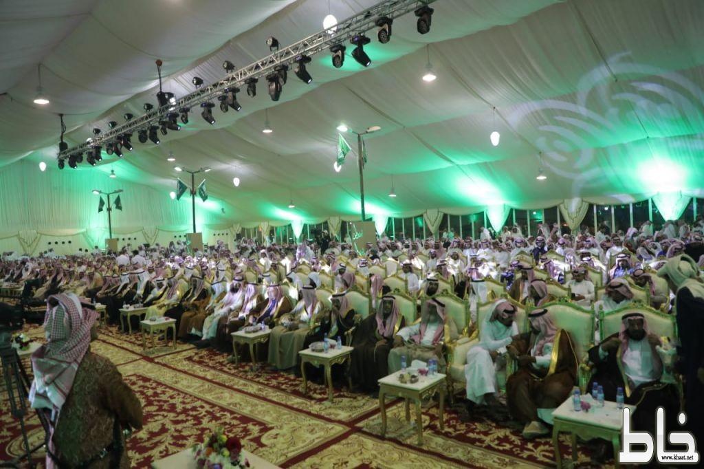 قبيلة ال مطلقة الوداعين يحتفلون بسلامة المقدم الركن عبدالرحمن الشواف وتكريم الشهداء