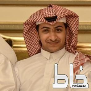 عبد الله علي فراج يحتفل بتخرجه من جامعة الامام