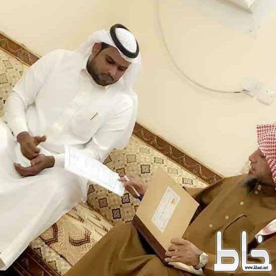 محمد مزهر  يعقد قرانة ويتلقى التهاني والتبريكات