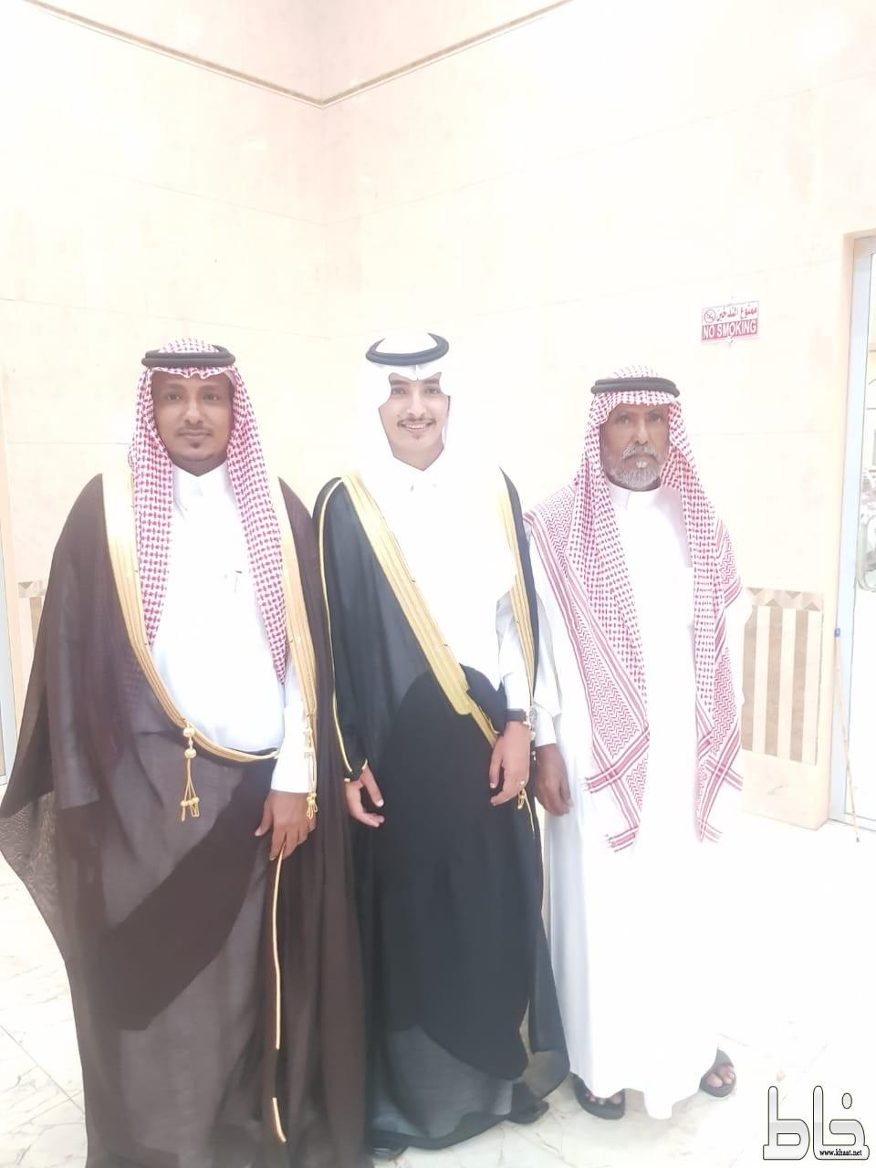 العواجي يحتفل بزواج ابنه الأستاذ محمد