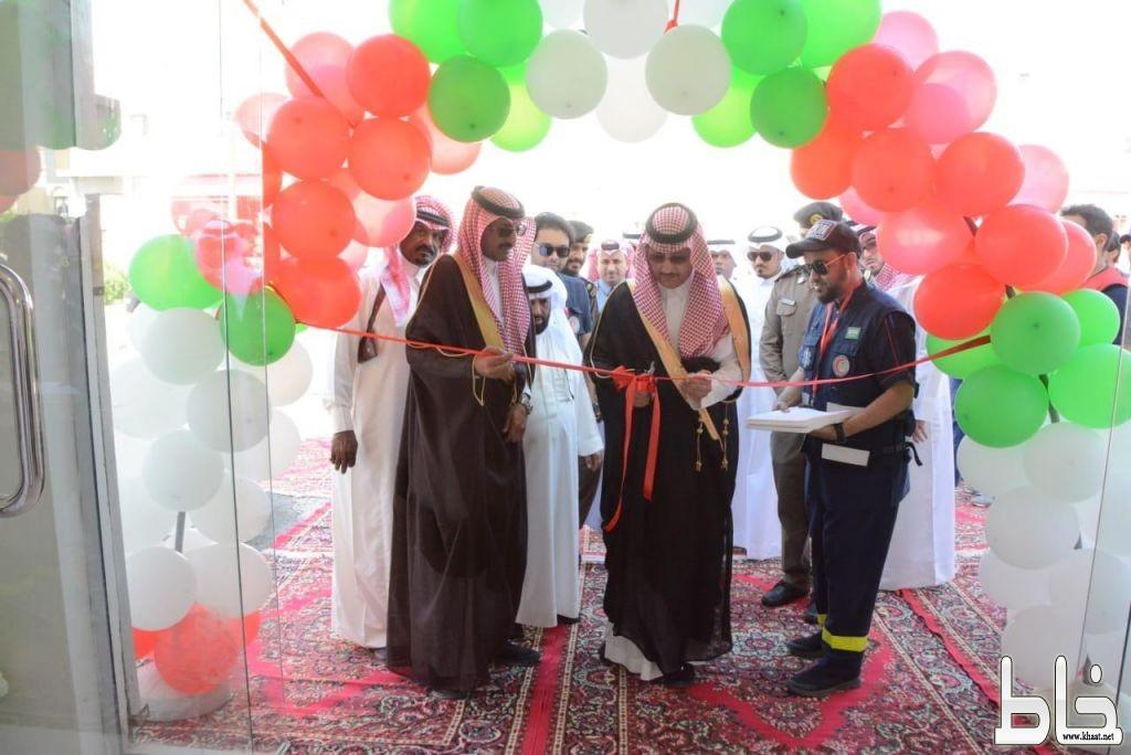 بتوجيهات القاسم : افتتاح مركزي اسعاف في عسير