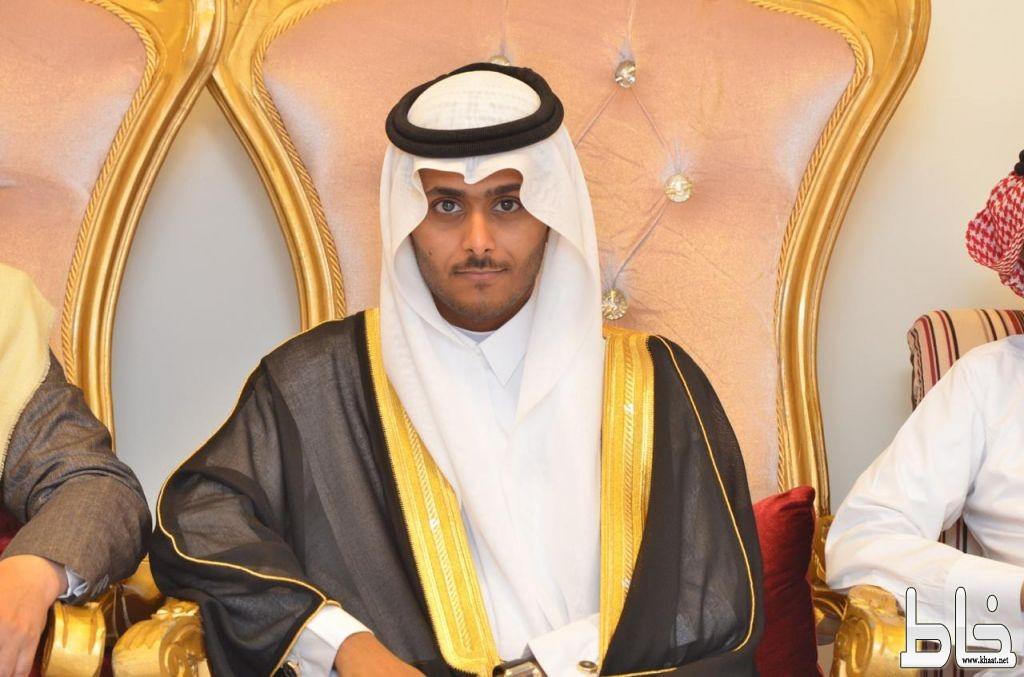 محمد العمري يحتفل بزواجه بقاعة احلى الليالي