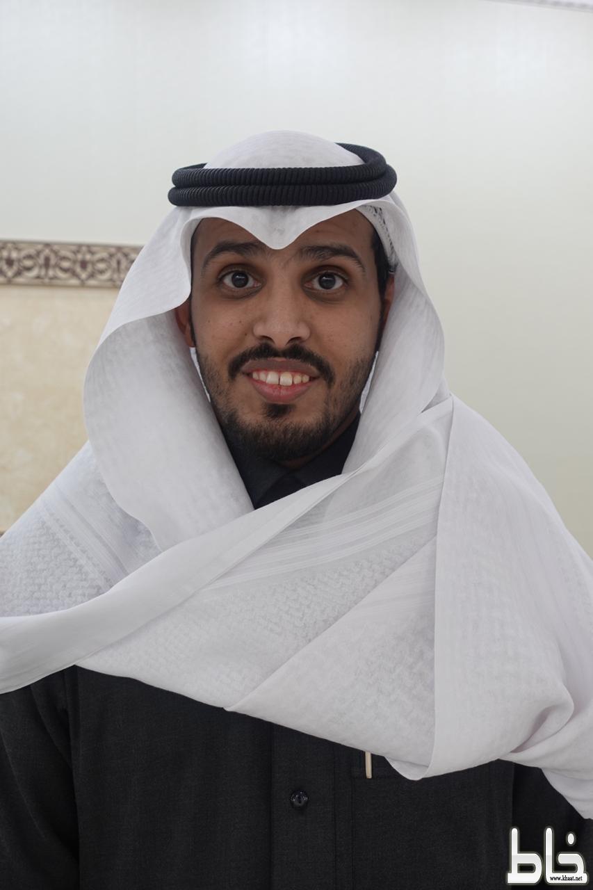 محمود الشهري يحتفل بعقد قرانه