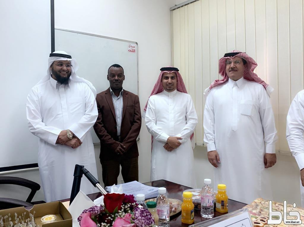 عبدالله حجري العمري يحصل على ماجستير علم النفس التربوي من جامعة جدة