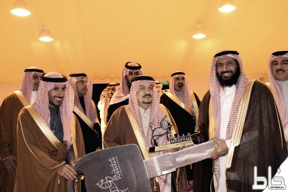 *أمير الرياض: الخيل جميلة والأجمل أن يكون لها هذا الإهتمام والعناية*