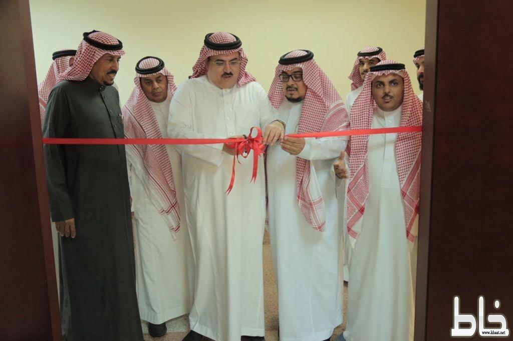 وكيل محافظة الكامل يفتتح عصر اليوم المكتبة العامة بجامعة جدة ــ فرع الكامل