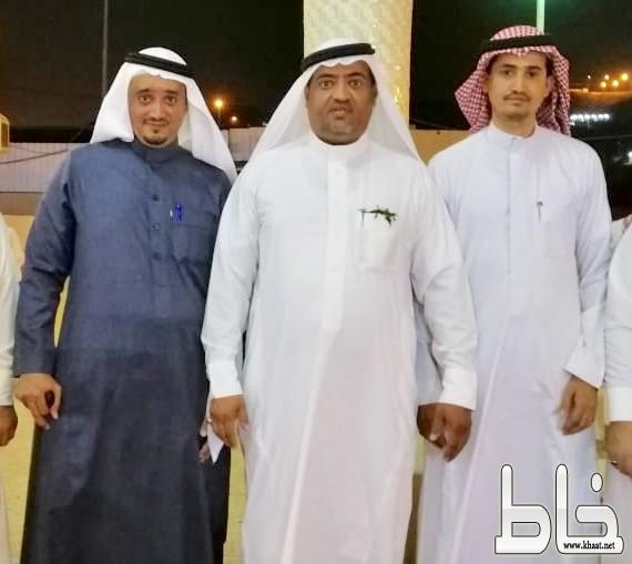 آل ضاوي يحتفلون بالعريس فتحي سليمان