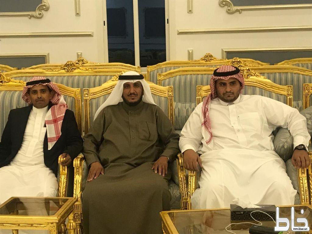 الملازم اول علي العابد يحتفل بعقد قران ابنته