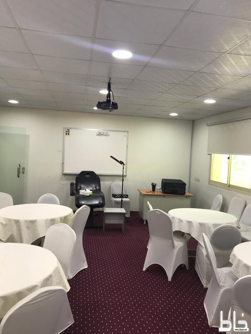 الغرفة التجارية بالمجاردة تدشن قاعة التدريب الثالثة بالمركز