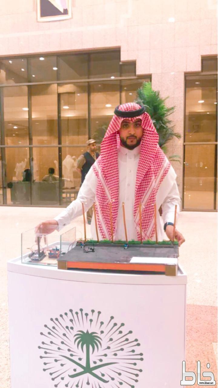 تعيين المهندس سعود العمري بإدارة مدينة الملك عبدالعزيز العسكرية بتبوك