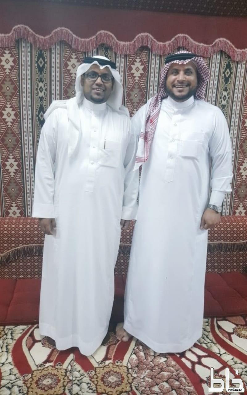عضو شرف نادي الهلال يبارك لمدير الأحوال المدنية بمحافظة محايل عسير