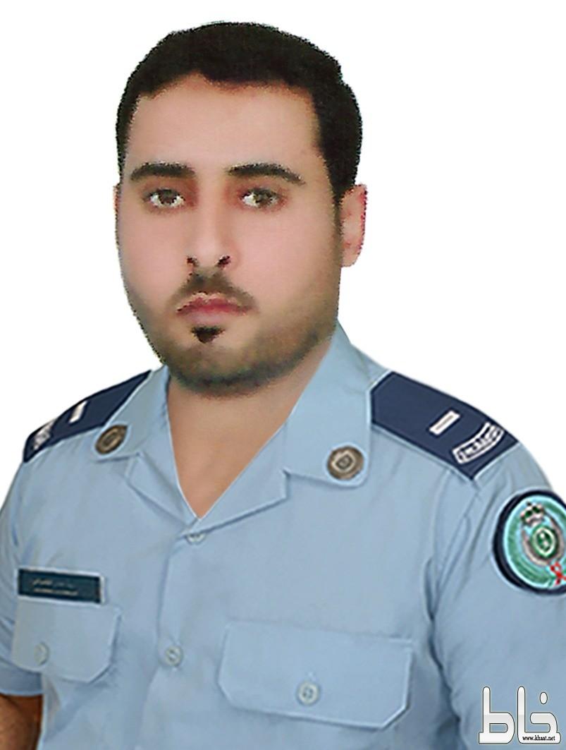 """ترقية """" محمد حمود الشهري"""" إلى رئيس رقباء"""