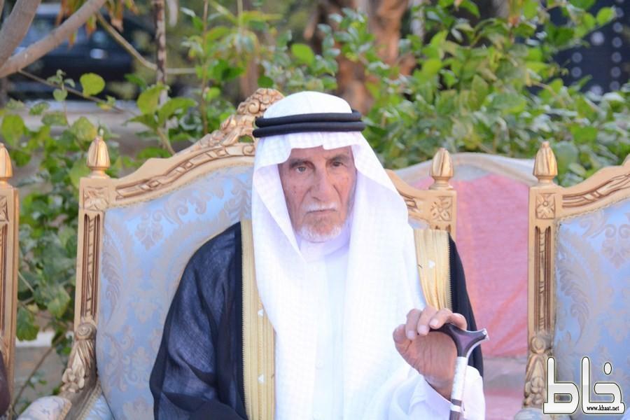 وفاة الشيخ حمود محمد آل يتيم المشهوري الشهري